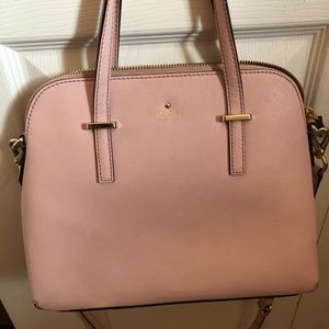 Kate Spade over the shoulder or clutch purse